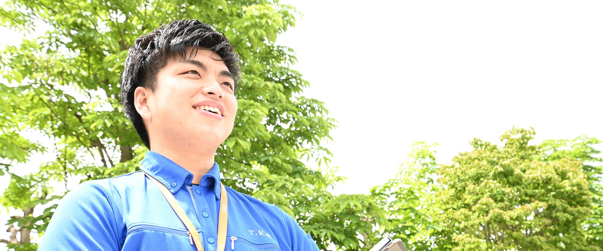 日本の未来の環境を考える会社