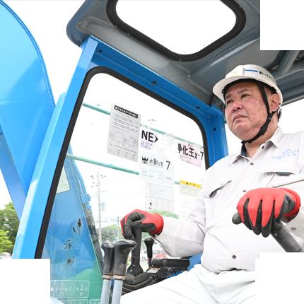 合併処理浄化槽設置事業